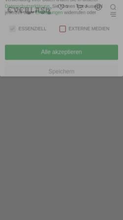 Vorschau der mobilen Webseite shop.everlash.de, Everlash, Angelika U. Goldmann