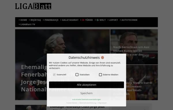 Vorschau von www.tsv-birkach.de, LIGABlatt - Fußball zur Stunde!