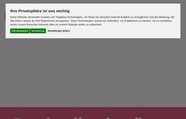 Vorschau von www.ja.de, Ja.de - perfekt planen & entspannt heiraten