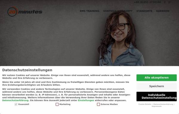 Vorschau von www.20-minutes.de, 20-minutes