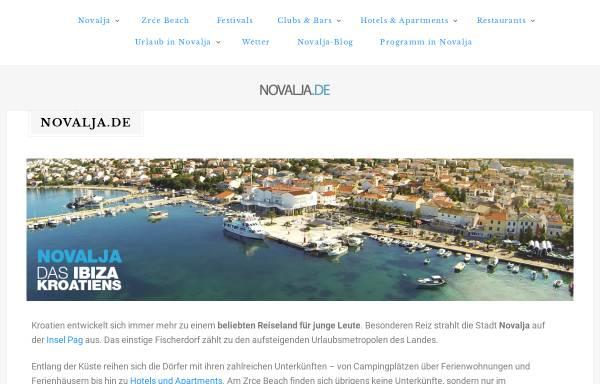 Vorschau von www.abireise.de, Individuelle Abifahrten von JAM! Reisen