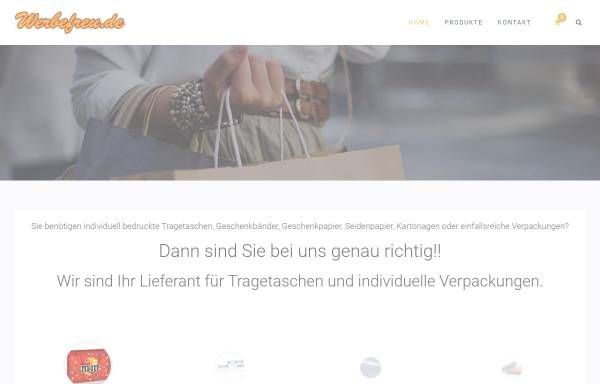 Vorschau von www.werbefreu.de, Werbefreu.de, Thorsten Reiprich
