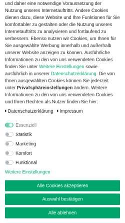 Vorschau der mobilen Webseite www.stabilo-haushalt.de, Stabilo Fachmarkt GmbH
