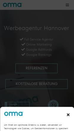 Vorschau der mobilen Webseite www.wengenroth-und-partner.de , Wengenroth und Partner