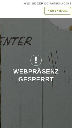 Vorschau der mobilen Webseite www.taxi-slabe.de, Taxi Slabe