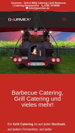 Vorschau der mobilen Webseite www.gross-kochen.de, Michael Gross