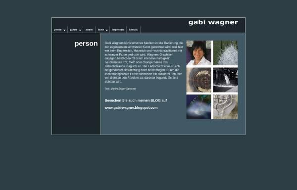 Vorschau von www.gabiwagner.de, Wagner, Gabi