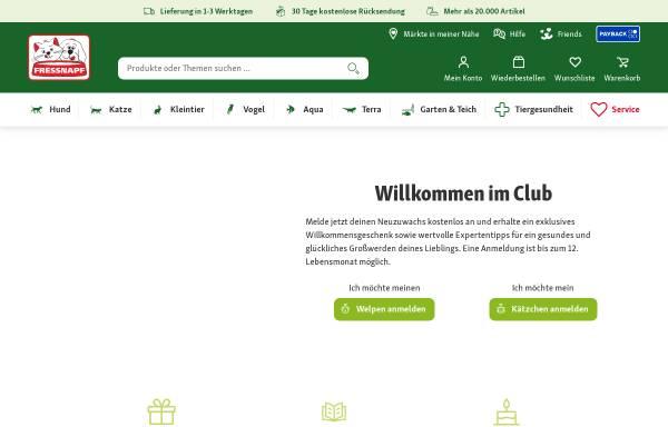 Vorschau von www.welpenclub.com, Welpenclub: Information & Community rund um Welpen