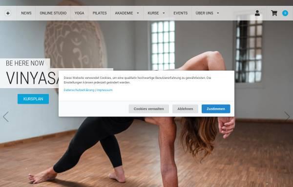 Vorschau von www.wohlfuehlbereich.de, moveorespiro - Yoga und Pilates im Wohlfühlbereich