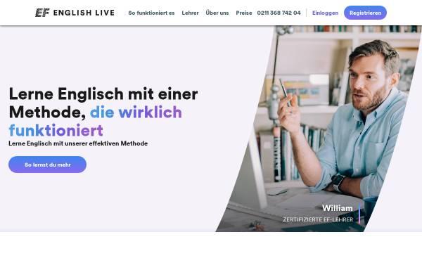 Vorschau von www.englishtown.de, EF Englishtown