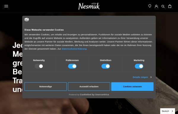 Vorschau von nesmuk.com, Nesmuk