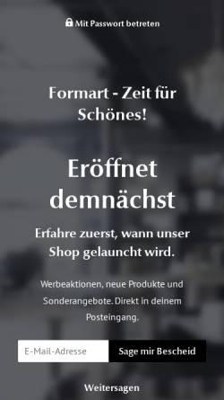 Formart Zeit Fur Schones In Darmstadt Poster Und Drucke