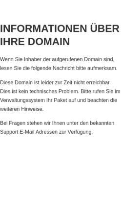 Vorschau der mobilen Webseite mintiki.de, MINTiKi - MINT Wissenschaften für interessierte Kinder