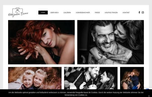 Vorschau von www.fotografie-bauer.de, Bauer, Stephanie
