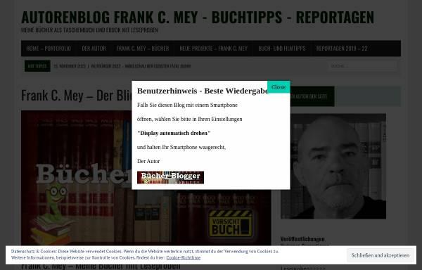 Vorschau von frank-c-mey.com, Mey, Frank C.
