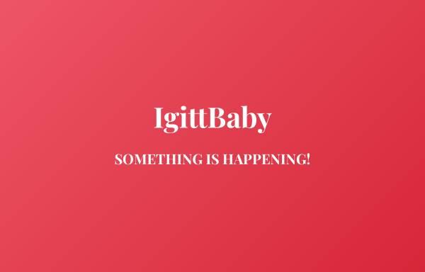 Vorschau von www.igittbaby.de, IgittBaby