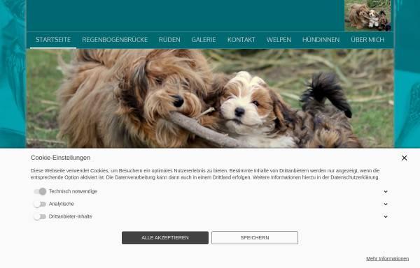 Vorschau von www.mahne-havaneser.de , Cillimar´s Havaneser