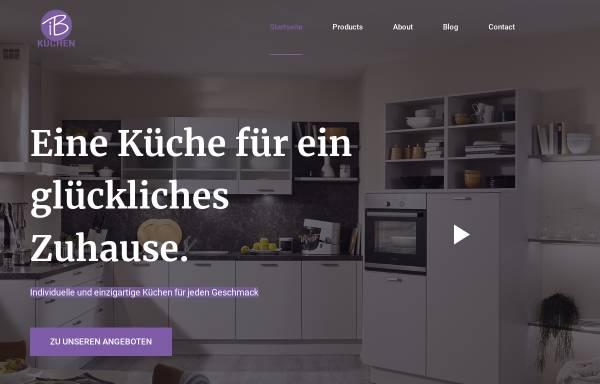 Vorschau von www.ib-kuechen.de, IB Küchen, Inna Bem