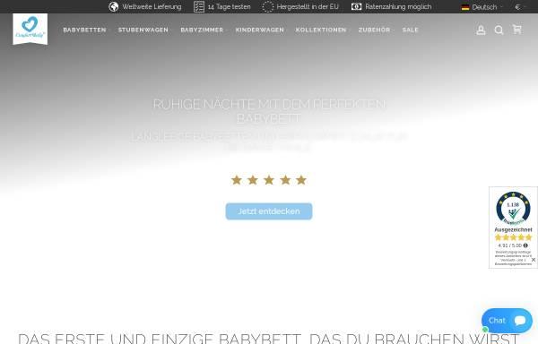 Vorschau von www.comfortbaby.de, ComfortBaby - Olymp & Olipa GmbH