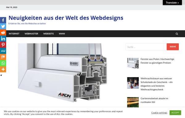 Vorschau von www.lumio-design.de, Lumio Interdisciplinary Design GmbH