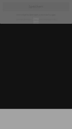 Vorschau der mobilen Webseite viktoria-braunlage.de, Design Hotel Viktoria