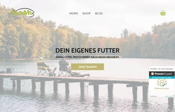 Vorschau von www.fischmix.de, FischMix - Dr. Oliver Bonkamp