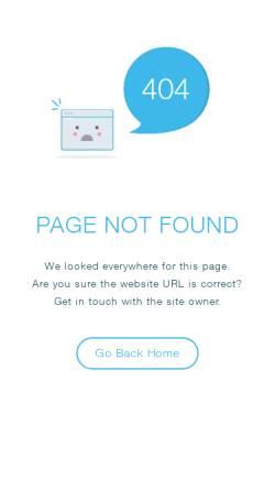 Vorschau der mobilen Webseite volleyballgrafing.de, TSV Grafing Volleyball