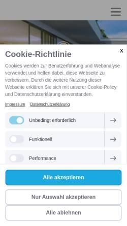 Vorschau der mobilen Webseite www.ftimmobilien24.com, FT Immobilien 24
