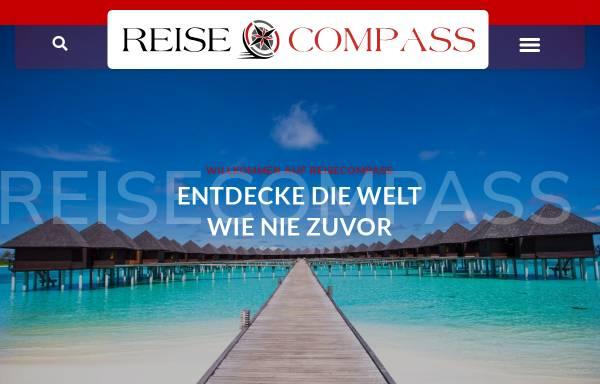 Vorschau von reisecompass.de, Reisecompass