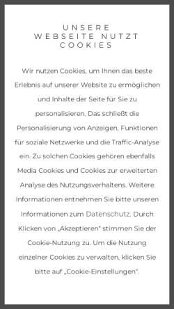 Vorschau der mobilen Webseite www.firstkitzbuehel.com, FIRST Kitzbühel Immobilien