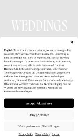 Vorschau der mobilen Webseite www.christianmanthey.com, Christian Manthey Photography