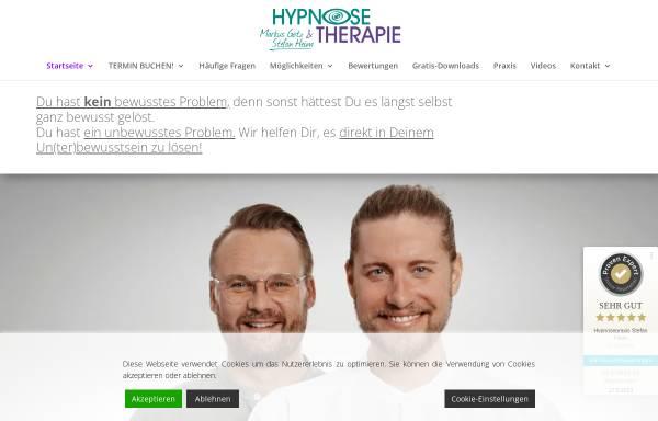 Vorschau von www.hypnose-praxis-landshut.de, Hypnosepraxis Markus Götz & Stefan Heim