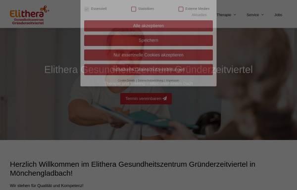 Vorschau von www.physiosiekman.de, Physiotherapie Richard Siekman (NL)