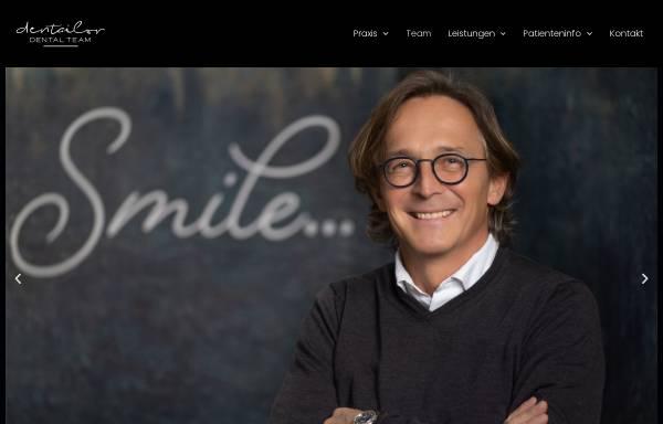 Vorschau von dentailor.at, Zahnarzt Dr. Szabo in Landstraße