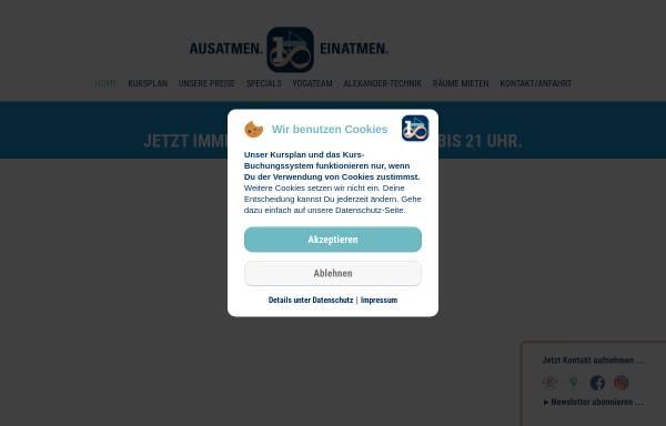 Vorschau von www.einsvieracht.de, 148.Ausatmen.Einatmen