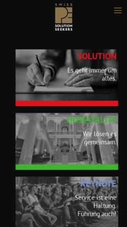 Vorschau der mobilen Webseite www.carsten-k-rath.com, Carsten K. Rath