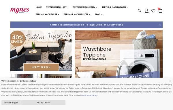 Vorschau von www.myneshome.de, MynesHome
