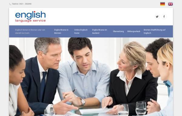Vorschau von www.english-language-service.net, English Language Service
