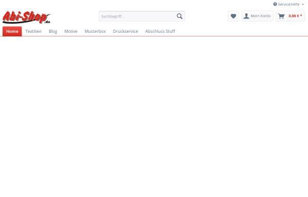 Vorschau von abi-shop.de, Abi-Shop