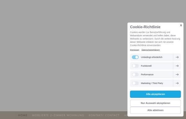 Vorschau von www.ferienwohnungen-tübingen-hellweg.de, Ferienwohnungen Hellweg