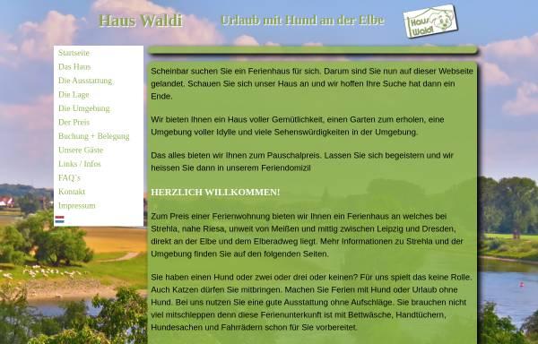 Vorschau von www.haus-waldi.de, Haus Waldi