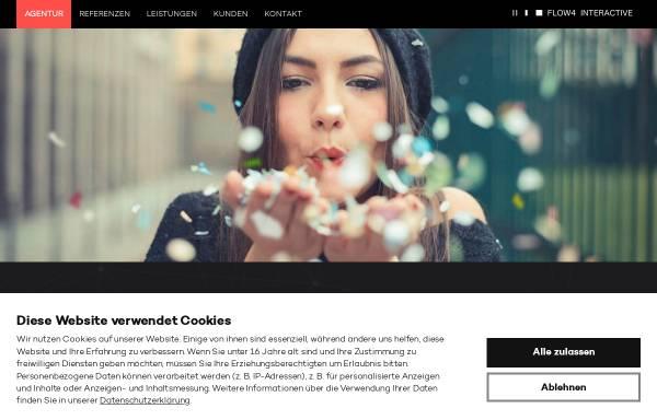 Vorschau von www.flow4.com, FLOW4 GmbH&Co.KG