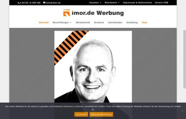 Vorschau von www.imor.de, Imor.de - Markus Imorde