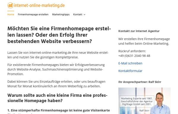 Vorschau von internet-online-marketing.de, Internet-Online-Marketing.de