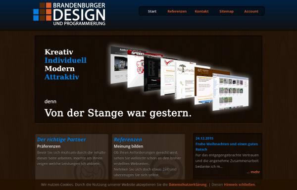 Vorschau von ichbins.net, Ichbins, Sven Brandenburger