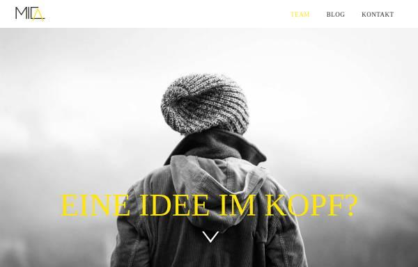 Vorschau von mica-design.de, Mica, Michael und Caroline Knoch
