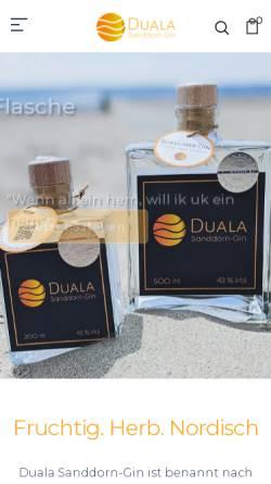 Vorschau der mobilen Webseite www.imke-teerling.de, Teerling Text und Webdesign, Imke Teerling