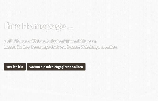 Vorschau von www.brassat-webdesign.de, Brassat Webdesign, Marco Brassat