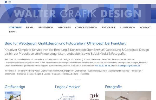 Vorschau von www.waltergrafik.de, Walter Grafikdesign, Peter Walter
