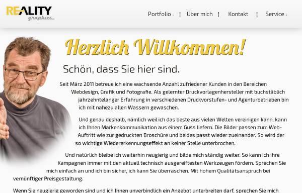 Vorschau von www.re-ality.de, Re-Ality, Holger Pleus